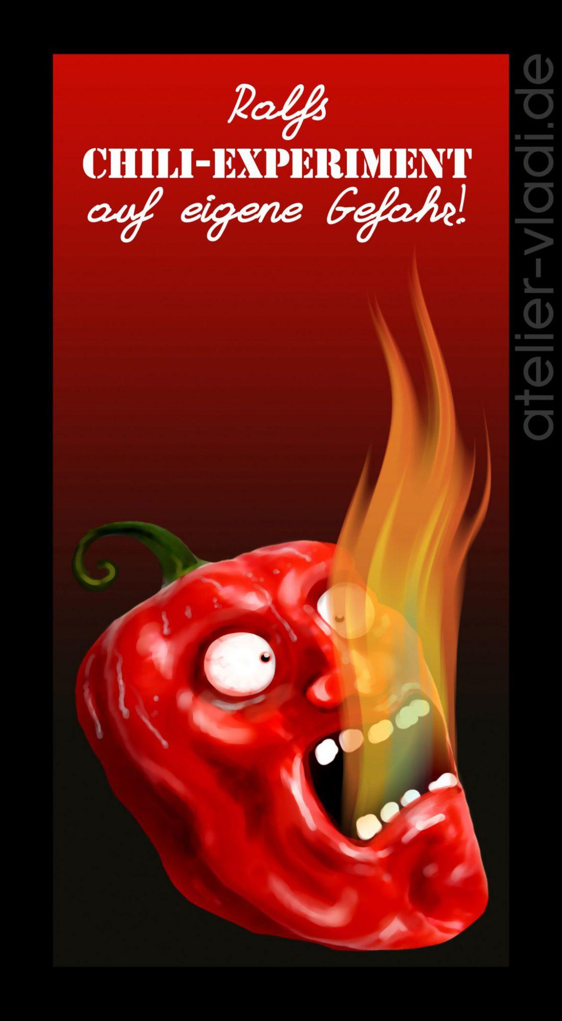 Pepperoni Chilli California Reaper