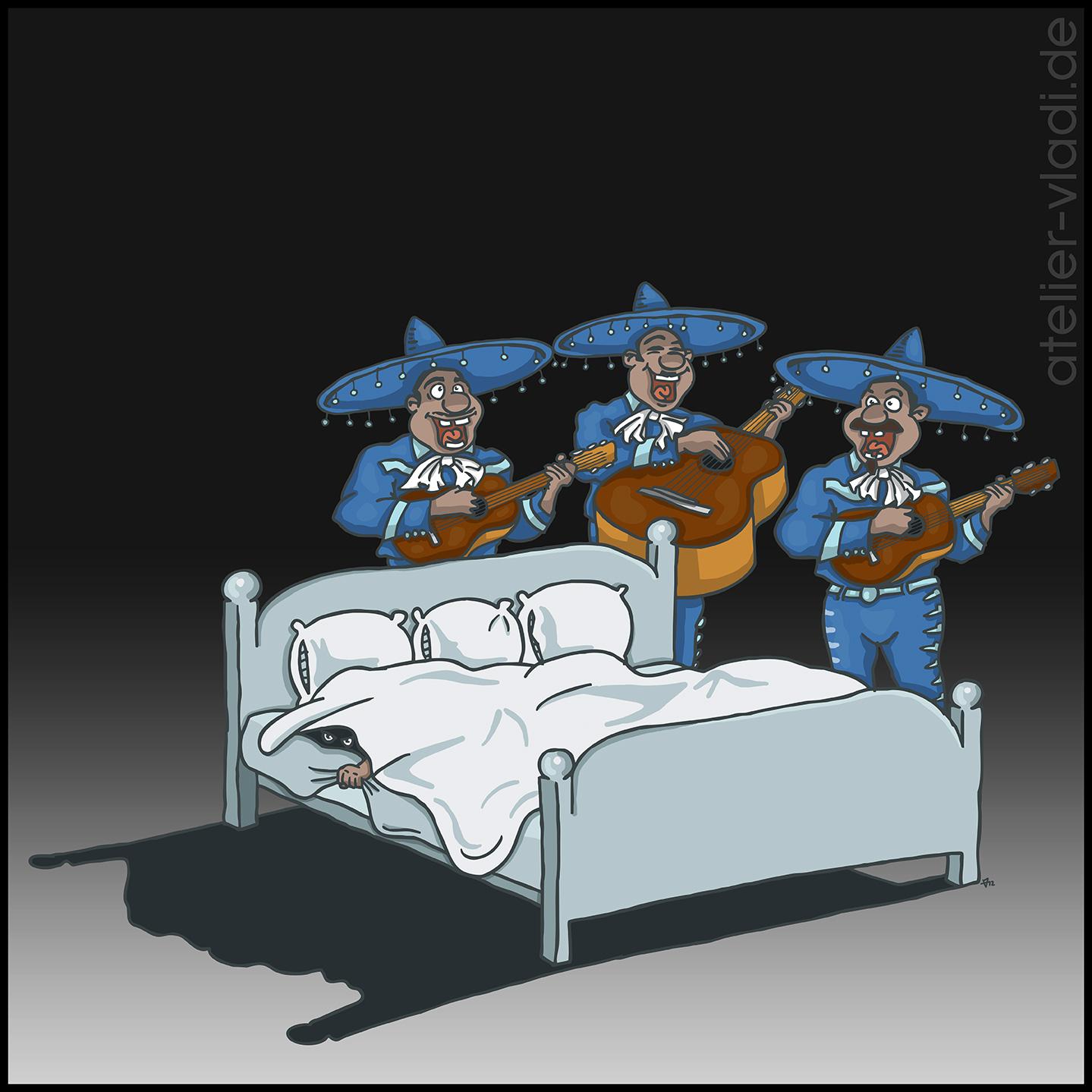 Nacht Schlaf Musik