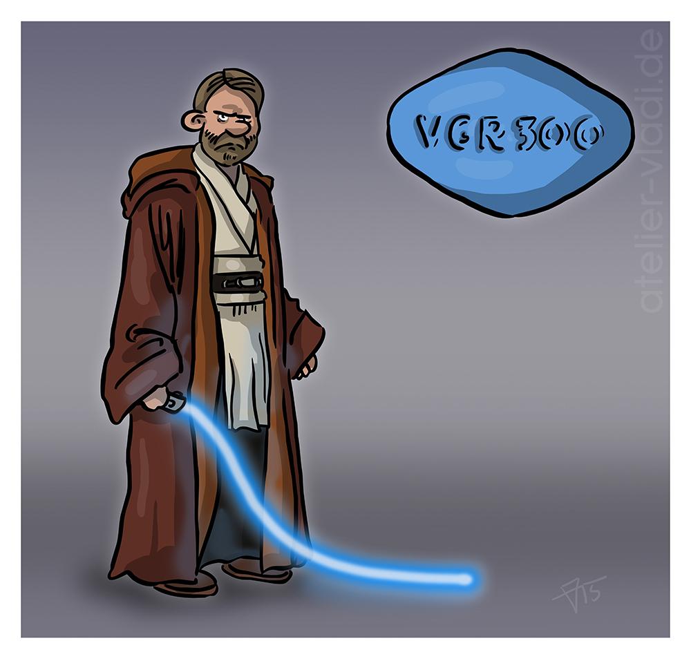 Viagra Star Wars Lichtschwert Light