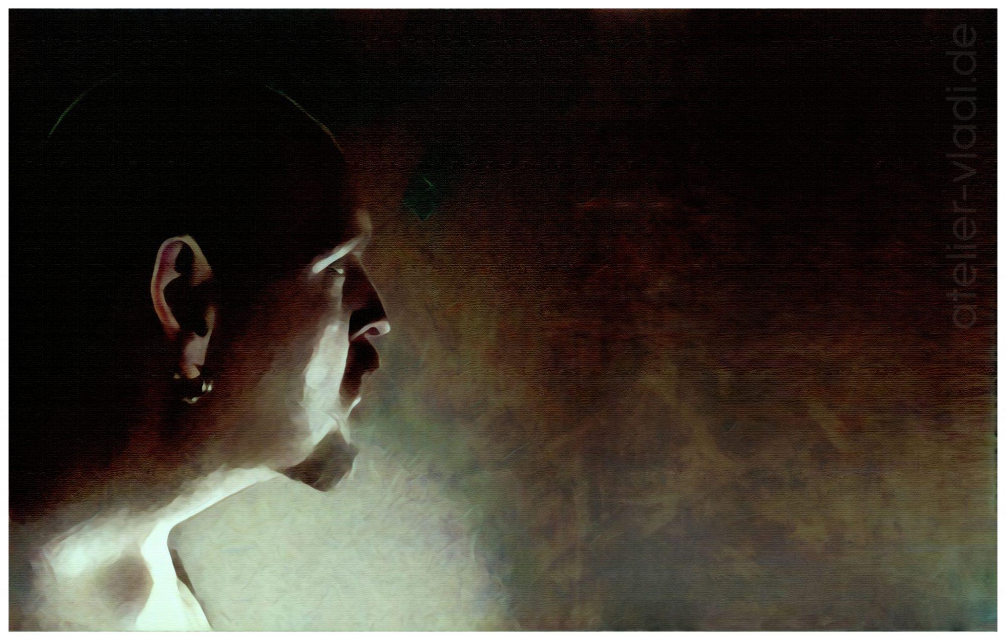 Selbstportrait Vladi
