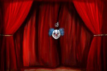 clown-vorhang