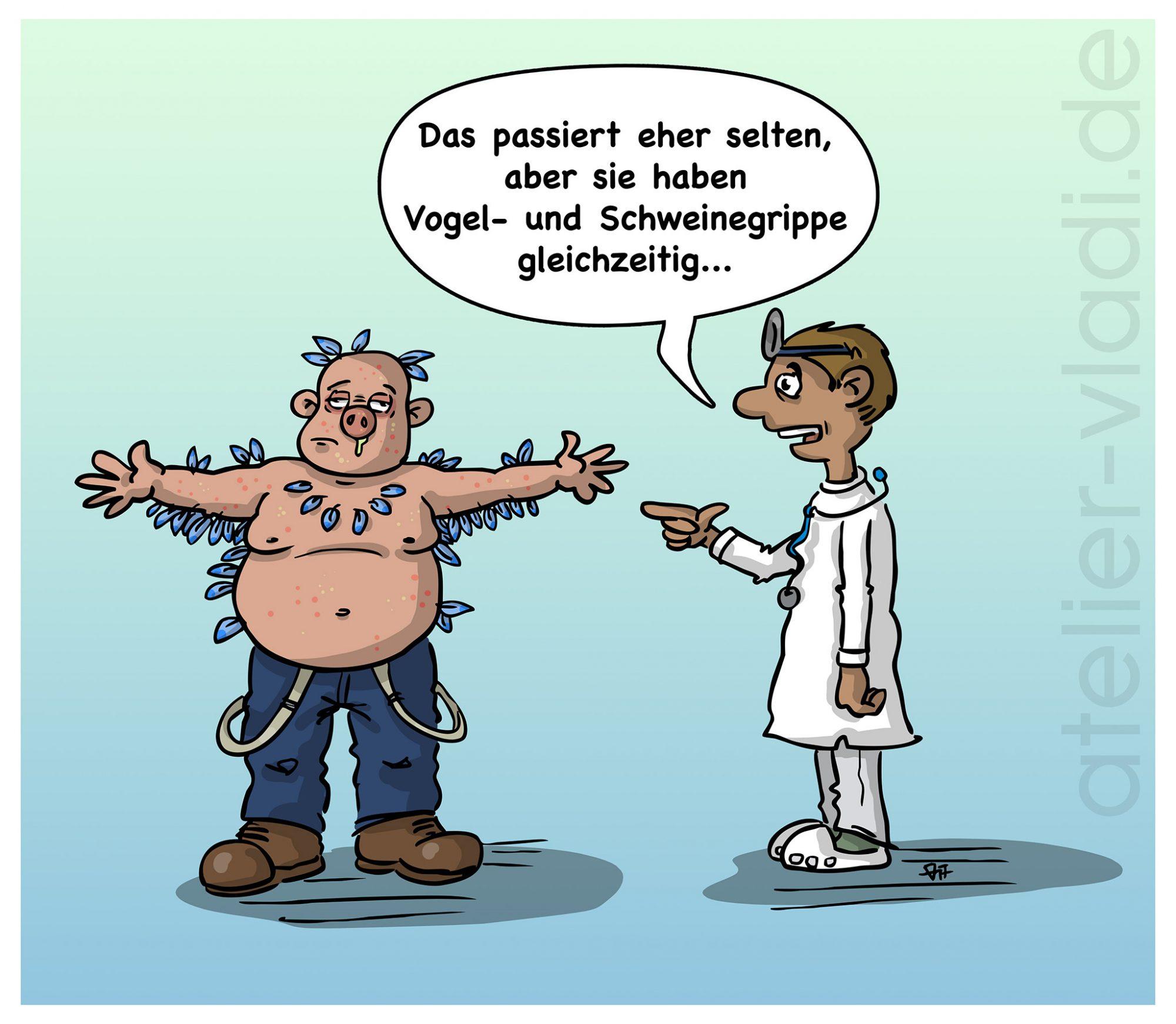 Vogel-Schweinegrippe-kl