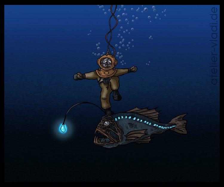 Anglerfisch-kl